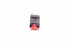 Hazard light switch ; VW Lupo Polo Transporter IV ; 6N0953235 ; 7 pin